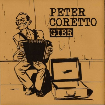 Cover PETER CORETTO, gier