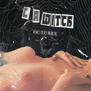 L.A. WITCH, octubre ep cover