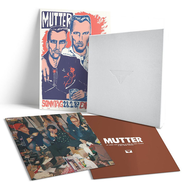 MUTTER, vinyl box set cover