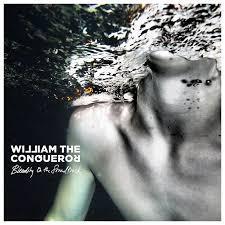 WILLIAM THE CONQUEROR, bleeding on the soundtrack cover