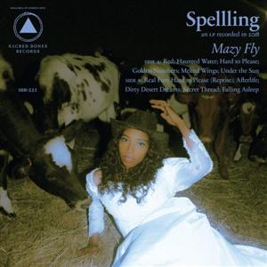 SPELLLING, mazy fly cover