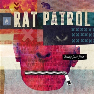 RAT PATROL, doing just fine cover