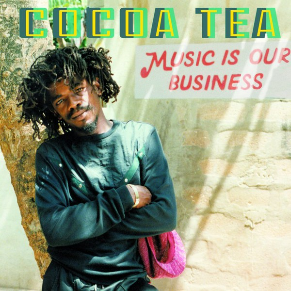 Cover COCOA TEA, music is our business