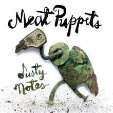 MEAT PUPPETS, dusty notes cover