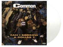 Cover COMMON, can i borrow a dollar?