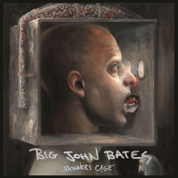 BIG JOHN BATES, skinners cage cover