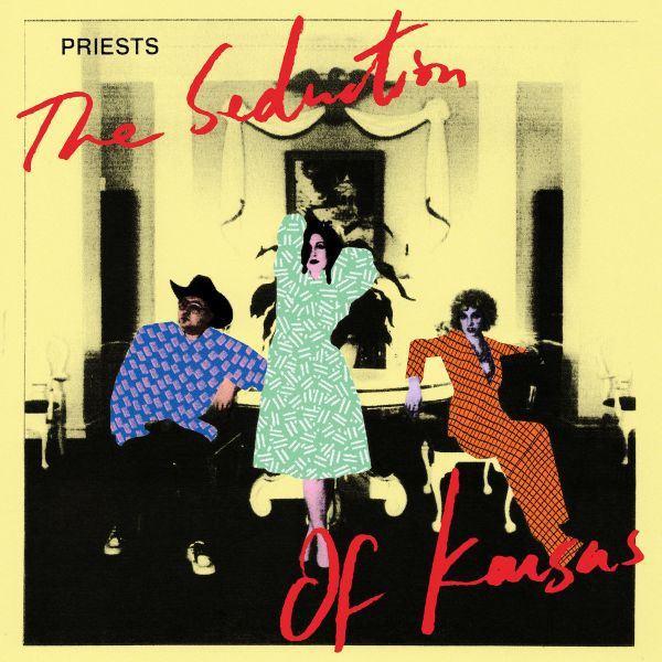 Cover PRIESTS, the seduction of kansas