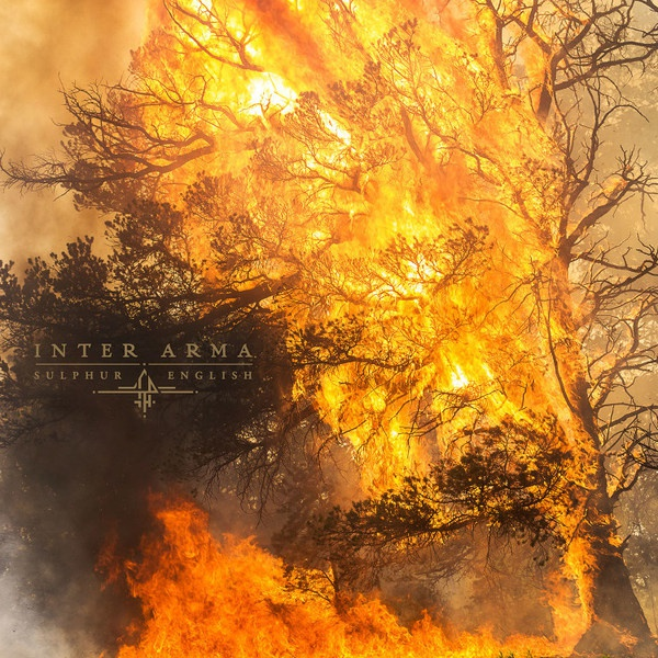 INTER ARMA, sulphur english cover