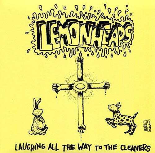 Cover LEMONHEADS, laughing all the way to the cleaners