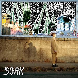 SOAK, grim town cover