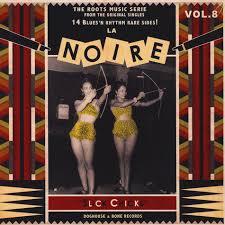 V/A, la noire vol. 8 - slick chicks! cover
