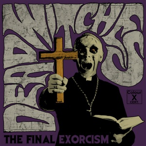 DEAD WITCHES, the final exorcism cover