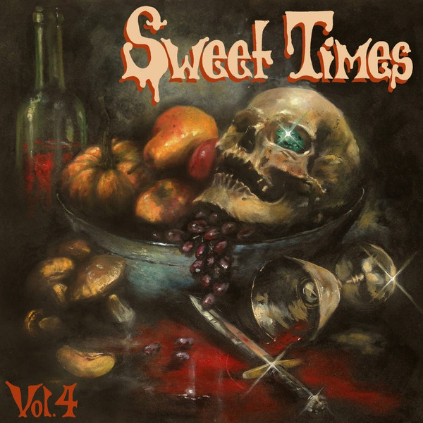 V/A, sweet times vol. 4 cover