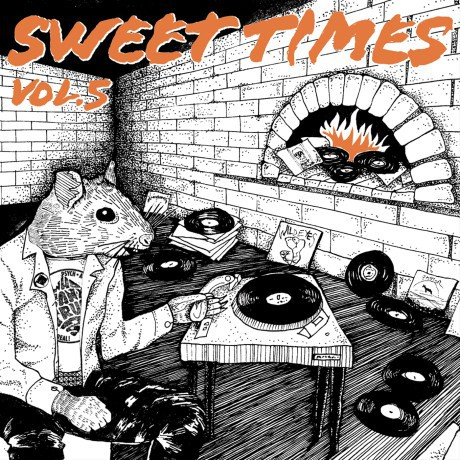 V/A, sweet times vol. 5 cover