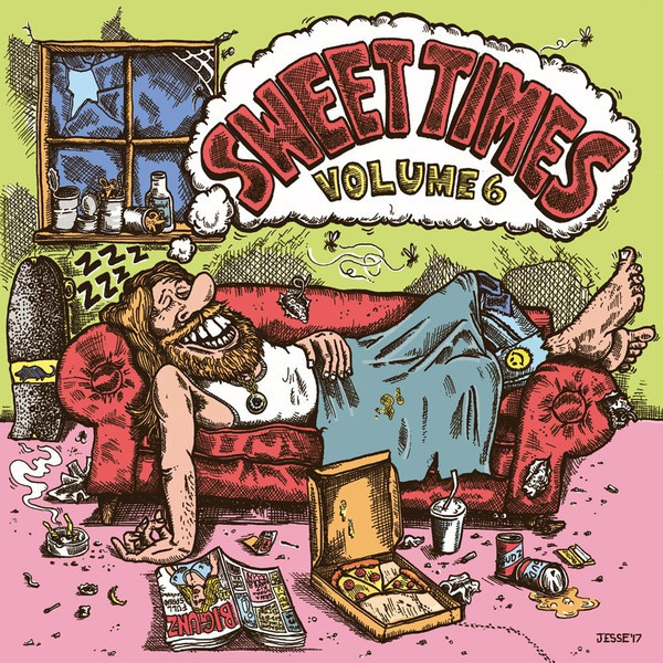 V/A, sweet times vol. 6 cover