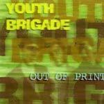 YOUTH BRIGADE, out of print cover