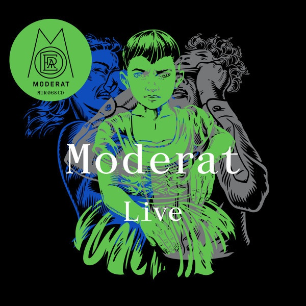 MODERAT, live cover