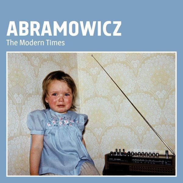 Cover ABRAMOWICZ, the modern times