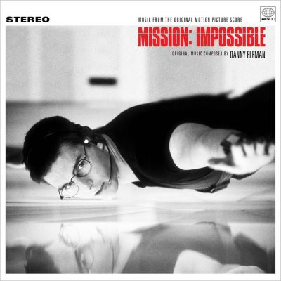 O.S.T., mission impossible cover