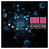 SUN RA, futuristic sounds of the sun cover