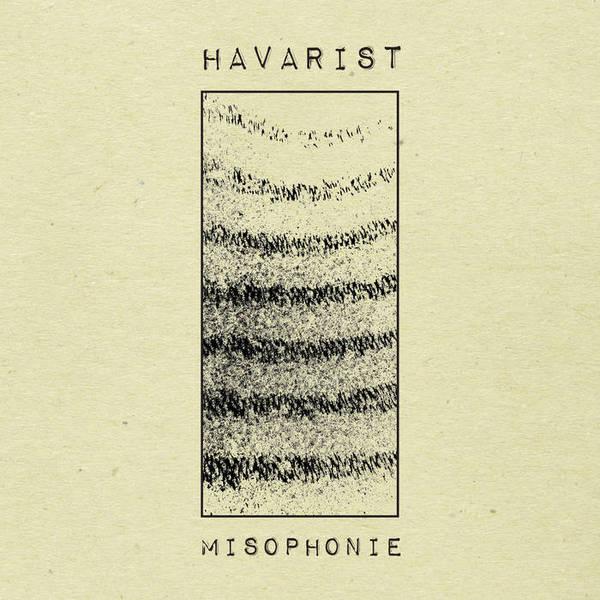 HAVARIST, misophonie cover
