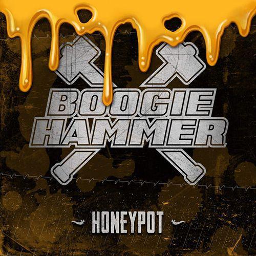 BOOGIE HAMMER, honeypot ep cover