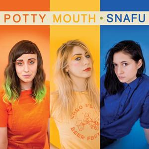 POTTY MOUTH, snafu cover