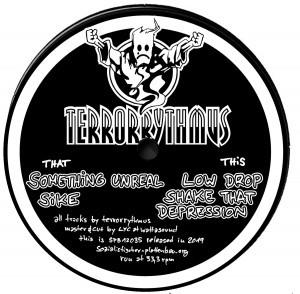 TERRORRYTHMUS, dubcore vol. 16 cover