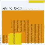 JETS TO BRAZIL, orange rhyming dictionary cover
