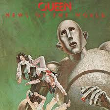 Cover QUEEN, news of the world
