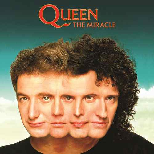 Cover QUEEN, the miracle