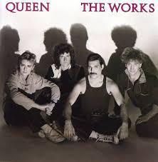 QUEEN, works cover