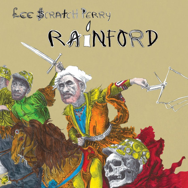 LEE SCRATCH PERRY, rainford cover