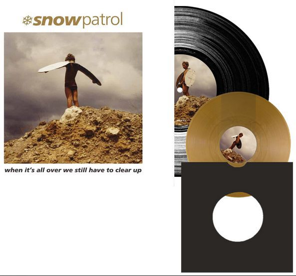 Cover SNOW PATROL, when it´s all over