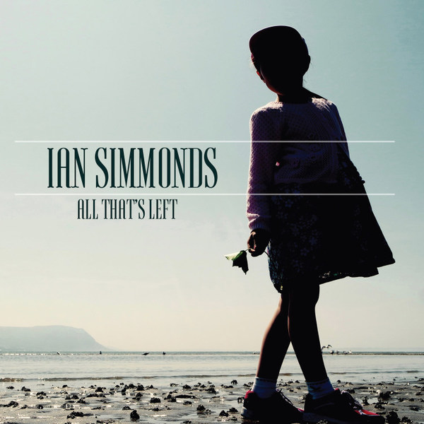 IAN SIMMONDS, all that´s left cover