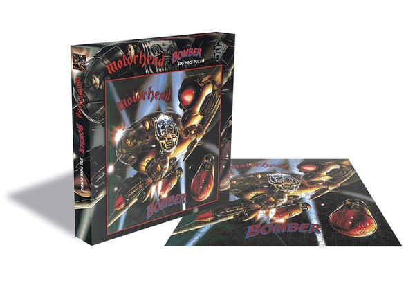 MOTÖRHEAD, bomber (500 piece jigsaw puzzle) cover