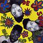 Cover DE LA SOUL, 3 feet high & rising