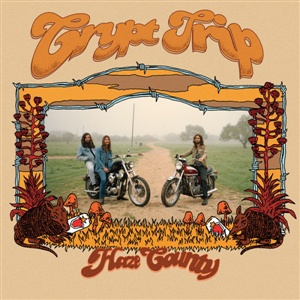 CRYPT TRIP, haze county cover