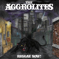 AGGROLITES, reggae now! cover
