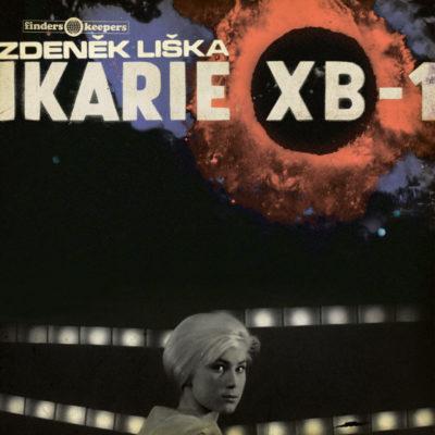 ZDENEK LISKA, ikari xb-1 cover