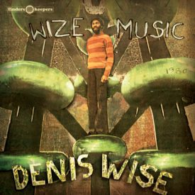 DENIS WISE, wize music cover