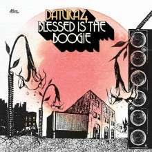 Cover DATURA4, blessed is the boogie