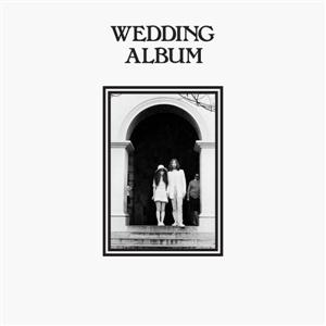 JOHN LENNON & YOKO ONO, wedding album cover