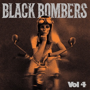 BLACK BOMBERS, vol 4 cover