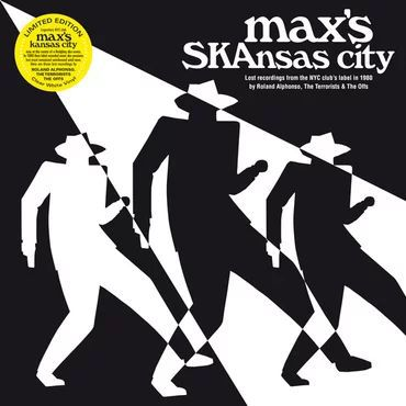 Cover V/A, max´s skansas City (RSD 2019)