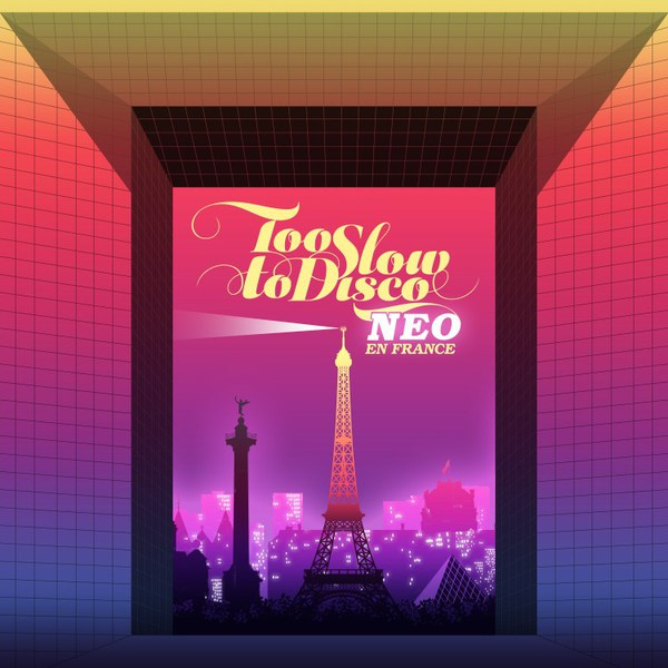 V/A, too slow to disco neo - en france cover
