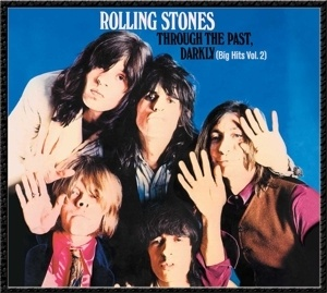 ROLLING STONES, through the past darkly -  big hits vol. 2 cover