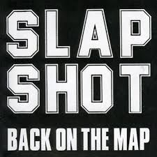 SLAPSHOT, back on the map (rsd 2019) cover