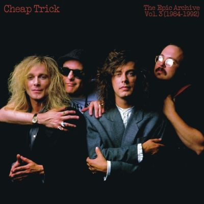 Cover CHEAP TRICK, epic archives 3 (rsd 2019)
