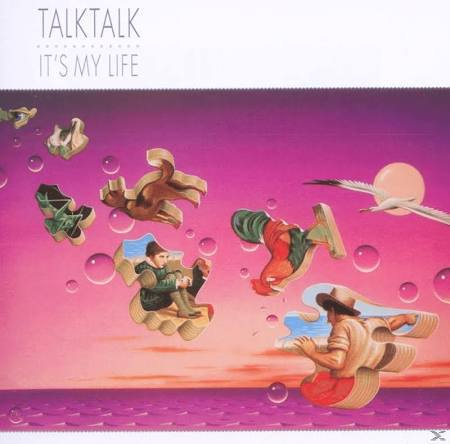 TALK TALK, it´s my life cover